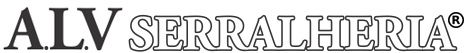 ALV Serralheria Logo